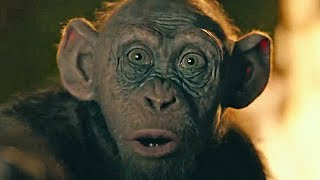 War for the Planet of the Apes - Meeting Bad Ape | official FIRST LOOK clip (2017)