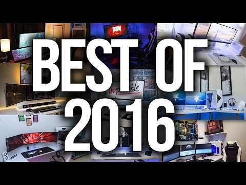 Room Tour Project 73 BEST GAMING SETUPS OF 2016