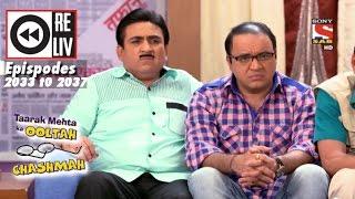 Weekly Reliv | Taarak Mehta Ka Ooltah Chashmah | 26 September to 30 September 2016
