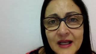 Nota de falecimento Beatriz Pereira da Silveira, mãe alienada.