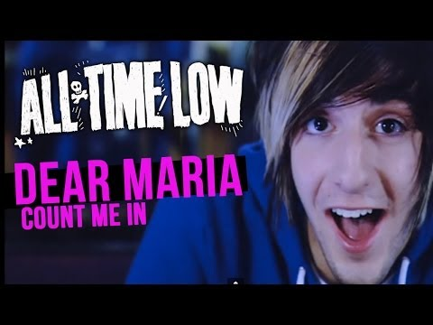 All Time Low - Dear Maria, Count Me In (Official Music Video)