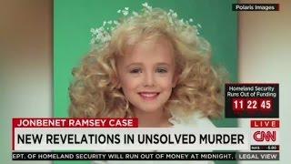 New revelations in unsolved JonBenet Ramsey murder
