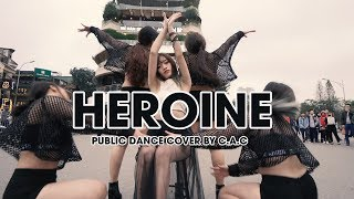 [KPOP IN PUBLIC CHALLENGE] SUNMI (선미) _ Heroine (주인공) Dance Cover By C.A.C From Vietnam