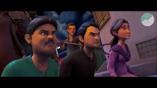 8th Chunk  - Fight with Thugs - 3 Bahadur (Sequel) - The Revenge of Baba Balaam