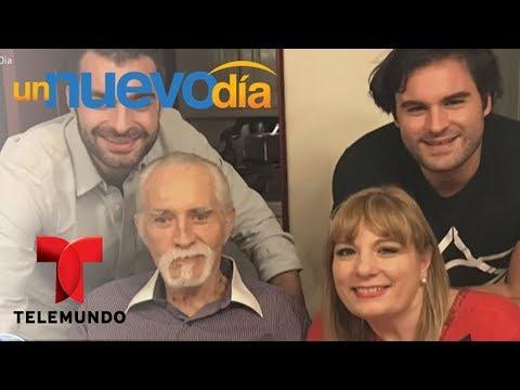 """Xxx Mp4 ¿Por Qué Salió Rogelio Guerra De """"La Casa Del Actor"""" Un Nuevo Día Telemundo 3gp Sex"""