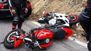Hectic Road Bike Crashes & Motorcycle Mishaps [Ep.#11]