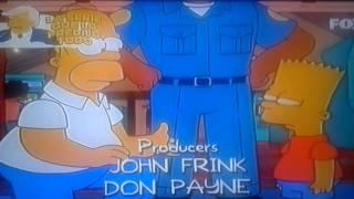 Hao como has estao Homero Simpson