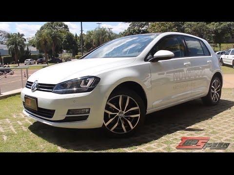 Avaliação Volkswagen Novo Golf MK VII 1.4 TSI Canal Top Speed