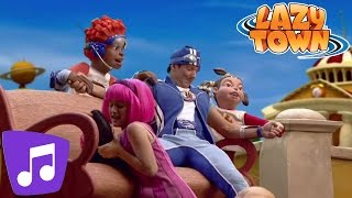 LazyTown   Always a Way Music Video