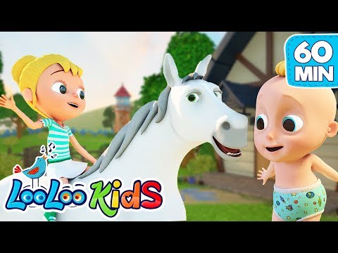 Xxx Mp4 She Ll Be Coming The BEST SONGS For Kids LooLoo Kids 3gp Sex