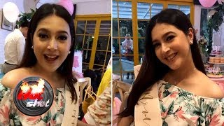 Nabila Syakieb Gelar Baby Shower - Hot Shot 08 Desember 2017