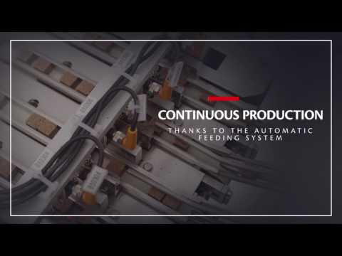 PDP Series | Hard stock cube pressing machine by IMA Dairy&Food Corazza