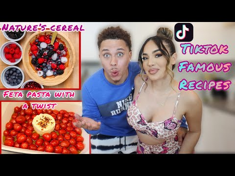 Making VIRAL TikTok Recipes So Delicious