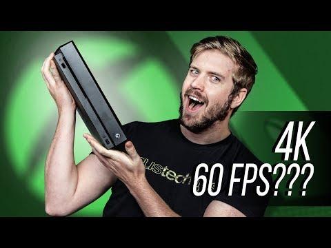 Xbox One X vs. PS4 Pro vs. $500 PC