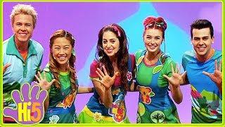 Hi-5 Songs | Animal Dance & More Kids Songs - Hi-5 Season 16 Songs Of The Week