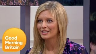 Rachel Riley and Toff Take a Turn in a Call Centre for Stand Up To Cancer | Good Morning Britain
