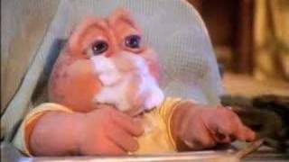 Dinosaurs: Baby Sinclair Has Too Much Sugar