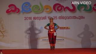 Bharatanatyam Kerala School Kalolsavam 2016