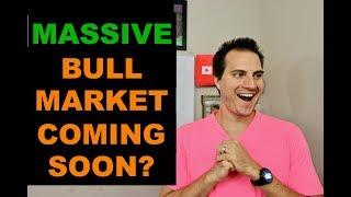 MASSIVE BULL MARKET COMING? STOCKS EXPLODE HIGHER!