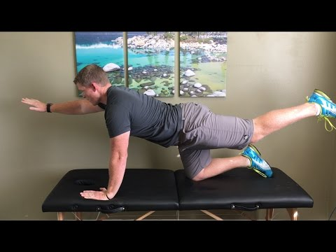 Lower Back Pain Exercises (The Big 3)
