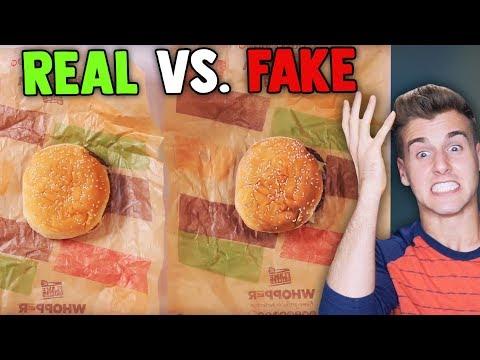 Real Vs. Fake Challenge