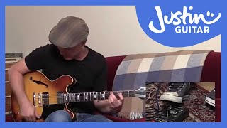 How To Use A Looper Pedal - Guitar Lesson Tutorial - JustinGuitar [QA-004]