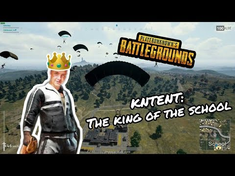 KNTENT THE KING OF THE SCHOOL