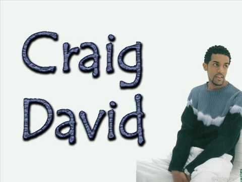 craig david Don t Love You No More i m Sorry clip en parole