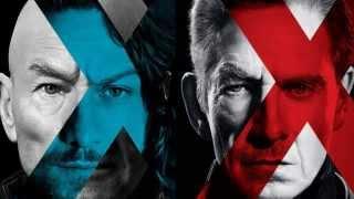 X-Men: Days of Future Past - Trailer Music (John Murphy - The Surface of Sun) (720p)