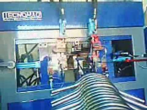 Tecnomaq Curvadoras máquina curvadora de tubos para forma de Guidão