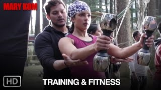 Making of Mary Kom - Training & Fitness | Priyanka Chopra | In Cinemas NOW