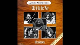 Old And In The Way - Breakdown live (1973)