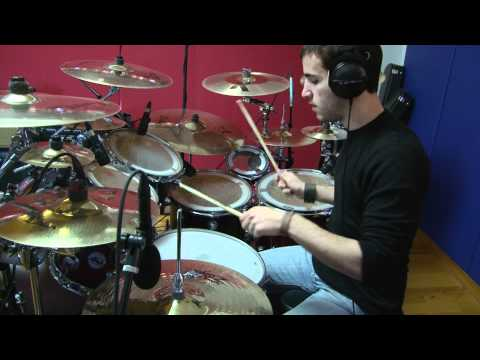 How Great Is Our God - Chris Tomlin (Drum Cover)