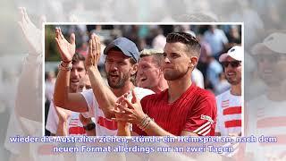 Davis Cup: Deutschland und Österreich können sich erst beim Finalturnier treffen
