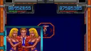 TAS Super Smash TV SNES in 28:48 by JXQ