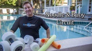 Aqua Noodle & Buoy Circuit