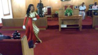 Arina Pace Anointed Praise Ministry- Right Now
