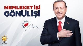 AK Parti Benim seçim şarkısı (2019) ilk kez dinletildi
