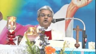 Holy Eucharist Celebrated by Rev.Fr.Valerian Fernandes,SVD at Divine Call Centre,Mulki