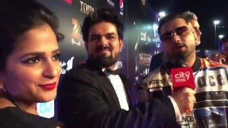 TOIFA 2016 Red Carpet - Honey Singh
