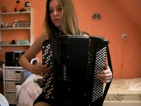 La Valse d Amélie Poulain. Yann Tiersen. Accordéon.