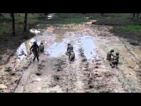 Indonesia - Mengintip Kerasnya Latihan KOPASSUS