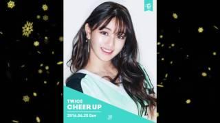 [Nightcore] Twice (트와이스) - CHEER UP