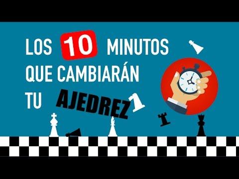 Los 10 minutos que cambiarán tu ajedrez para siempre   ¡El secreto de los expertos!