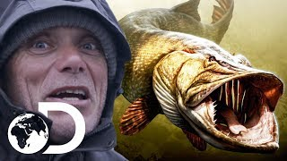 Searching For Legendary Giant Pike In Ireland | Jeremy Wade's Dark Waters