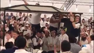 Musaf At The Scheiner Minyan In Uman On Rosh Hashanah