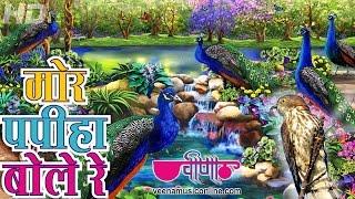Latest Rajasthani Songs 2018   Mor Papiha Bole Re HD   New Romantic Sawan Videos