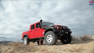 AEV Brute Double Cab: The Jeep Pickup That Jeep Doesn