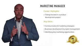 Marketing Manager - Star Candidate