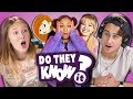 DO TEENS KNOW 2000s DISNEY TV SHOWS? (REACT: Do They Know It?)